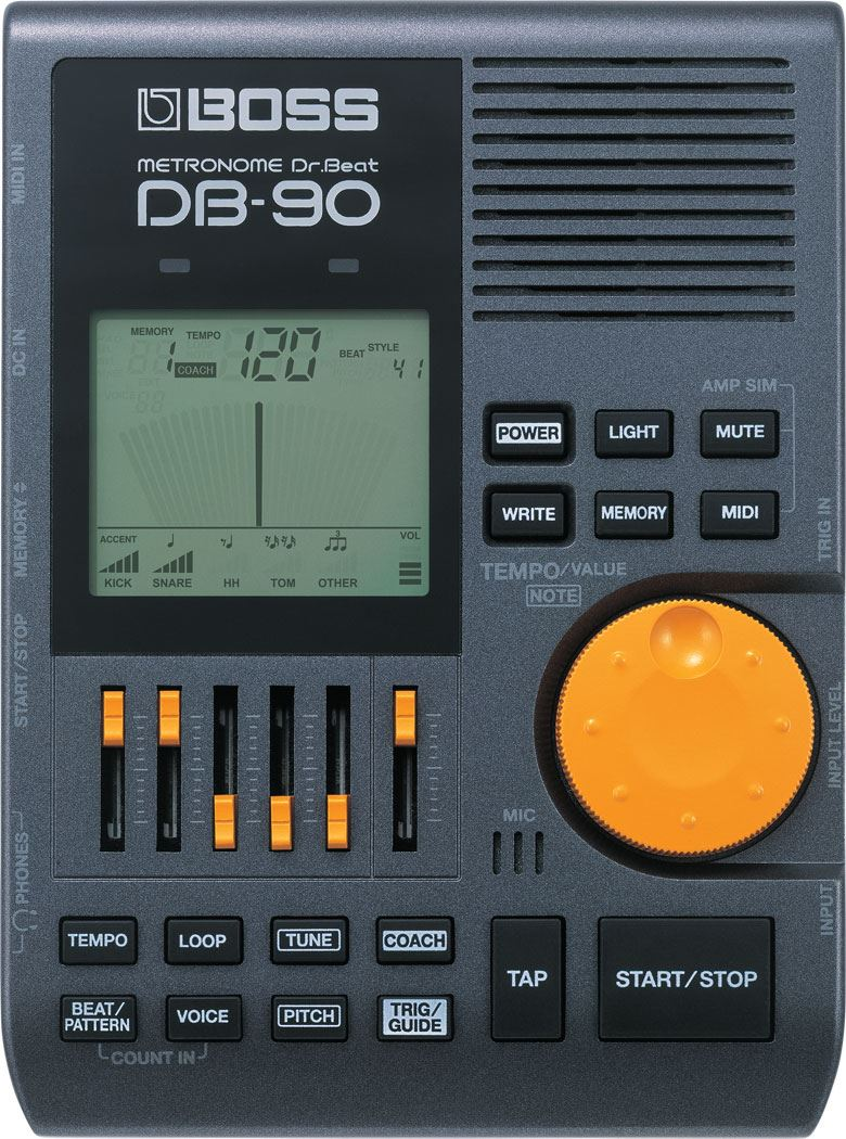 картинка Boss DB-90 Metronome от магазина Multimusic