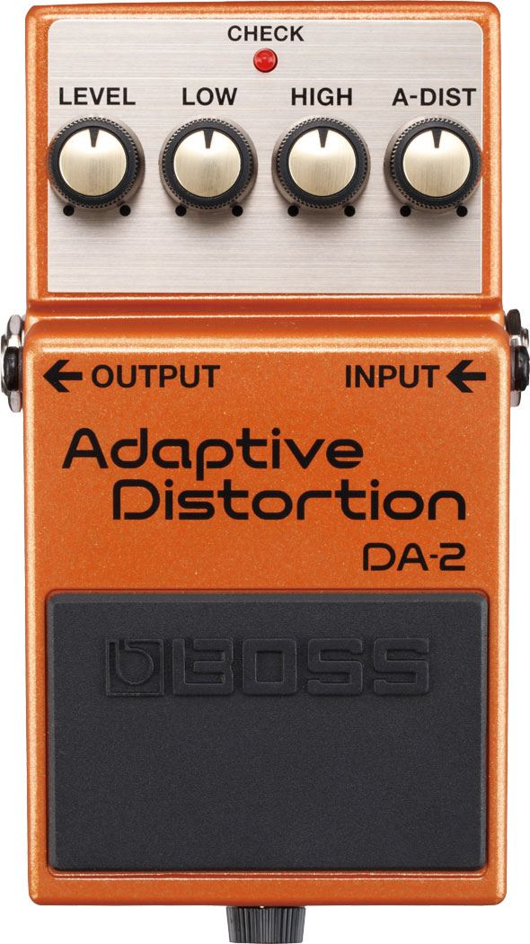 картинка Boss DA-2 Adaptive Distortion от магазина Multimusic