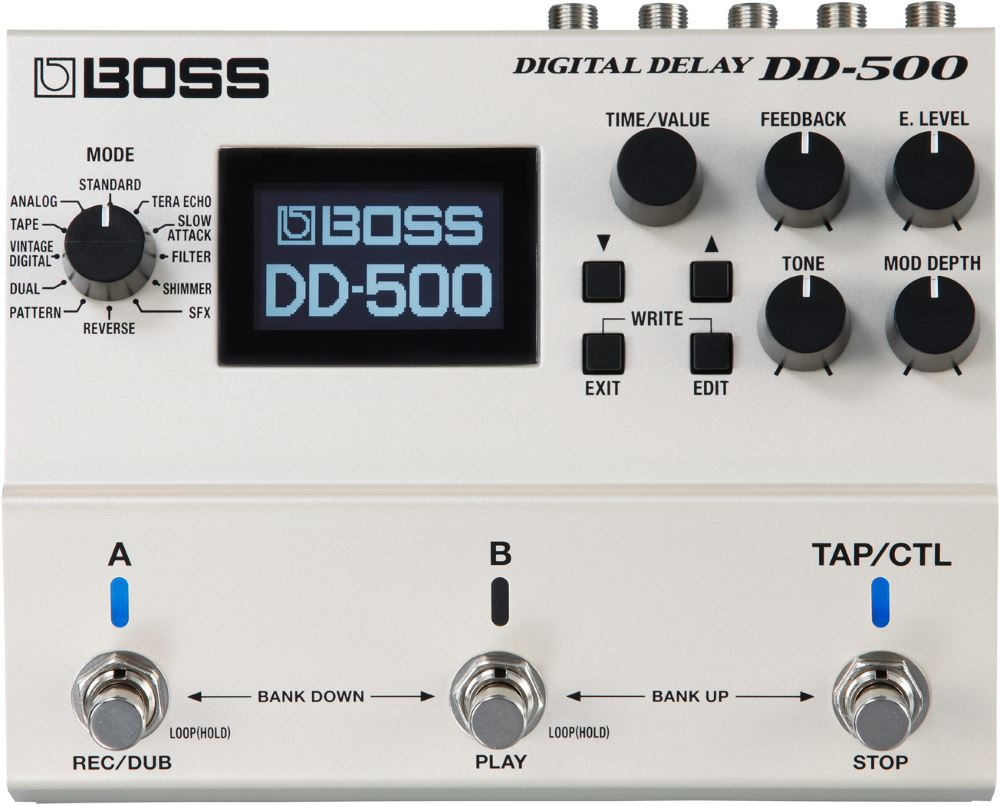 картинка Boss DD-500 Digital Delay от магазина Multimusic