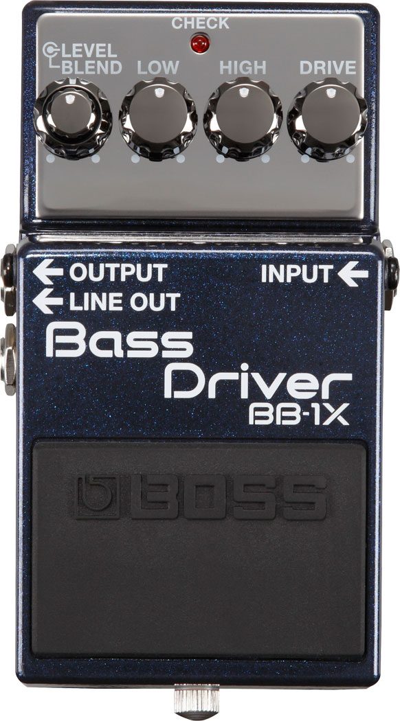 картинка Boss BB-1X Bass Driver от магазина Multimusic
