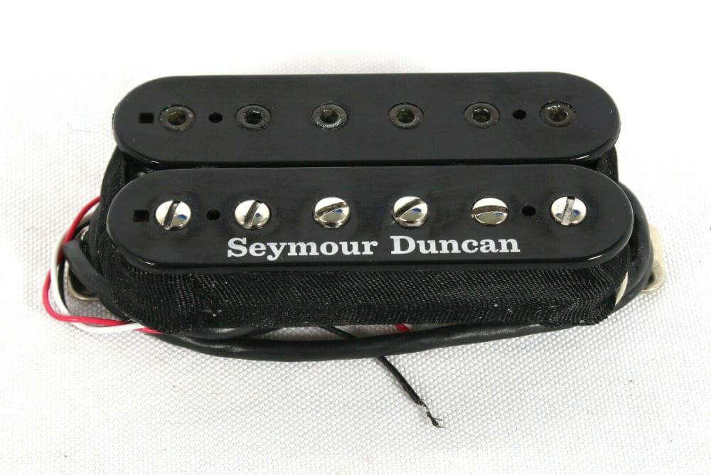 картинка Seymour Duncan TB-12 Screamin' Demon Trembucker Black от магазина Multimusic