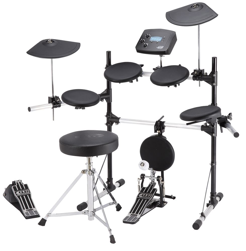 картинка DB Percussion DBE-B03  Electronic drum set от магазина Multimusic