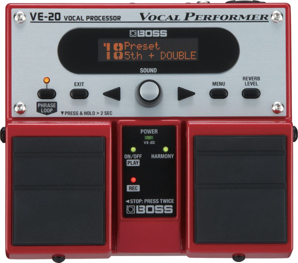 картинка Boss VE-20 Vocal Performer от магазина Multimusic
