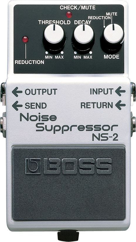 картинка Boss NS-2 Noise Suppressor от магазина Multimusic