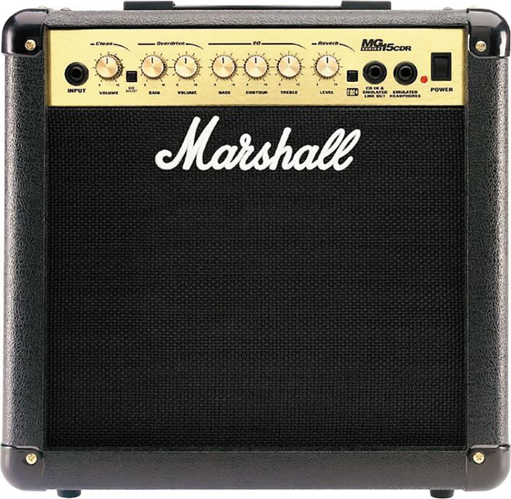 картинка Marshall MG-15 CDR от магазина Multimusic