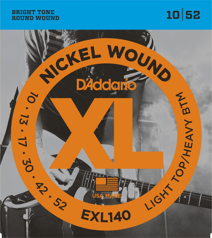 картинка D'Addario EXL140 XL Nickel Wound от магазина Multimusic