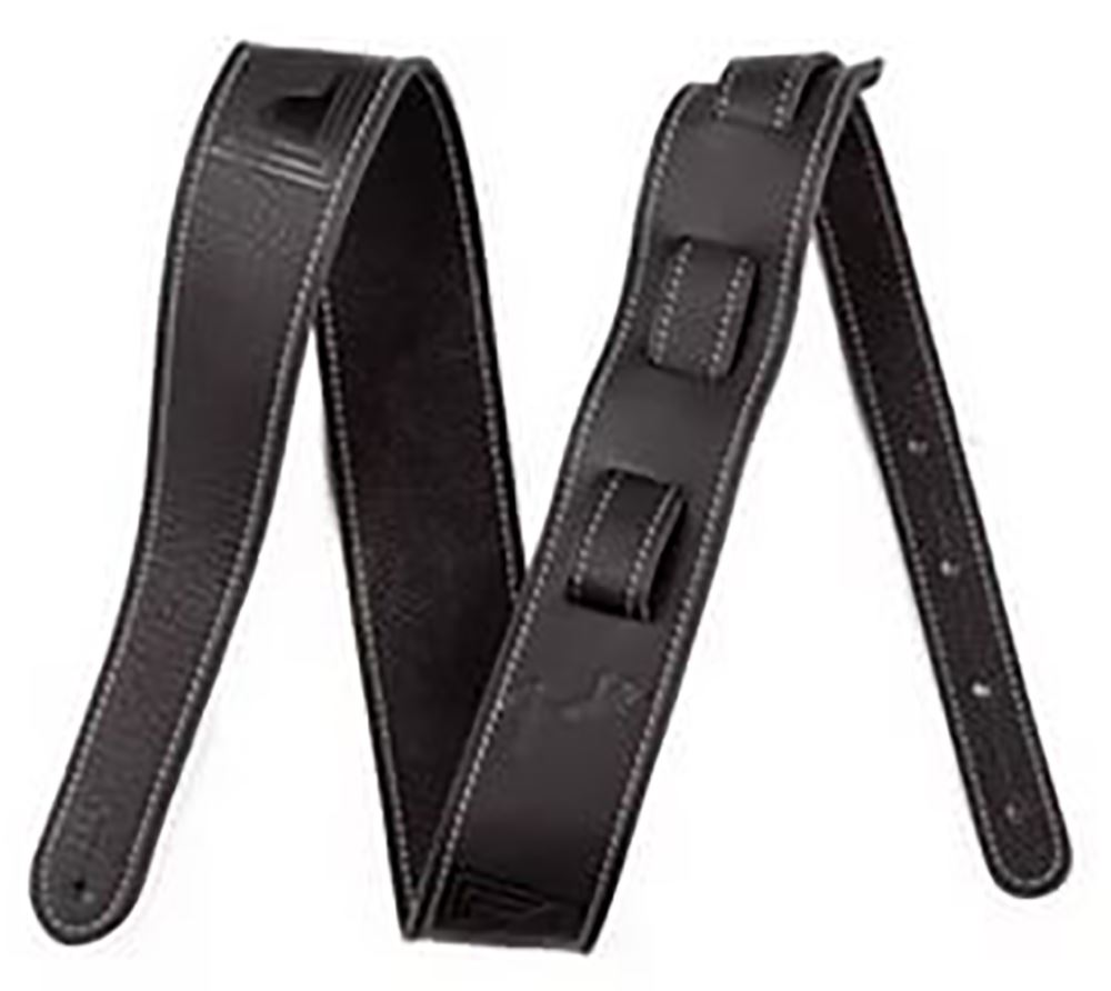 картинка Fender Monogram Leather Strap от магазина Multimusic