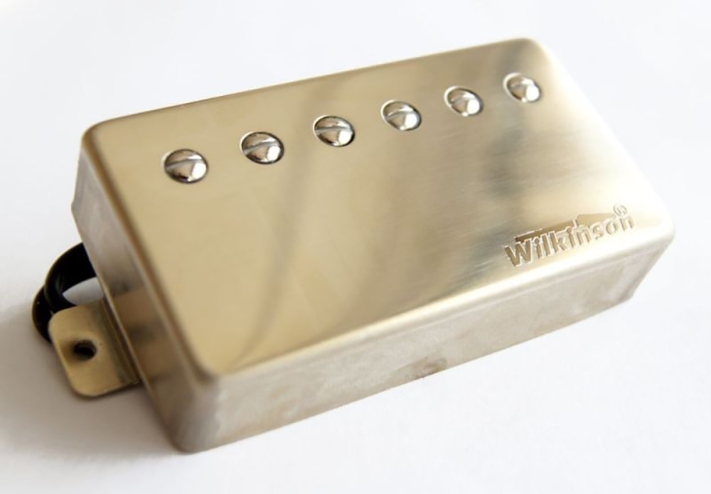 картинка Wilkinson WVCNCR Humbucker Chrome Neck от магазина Multimusic