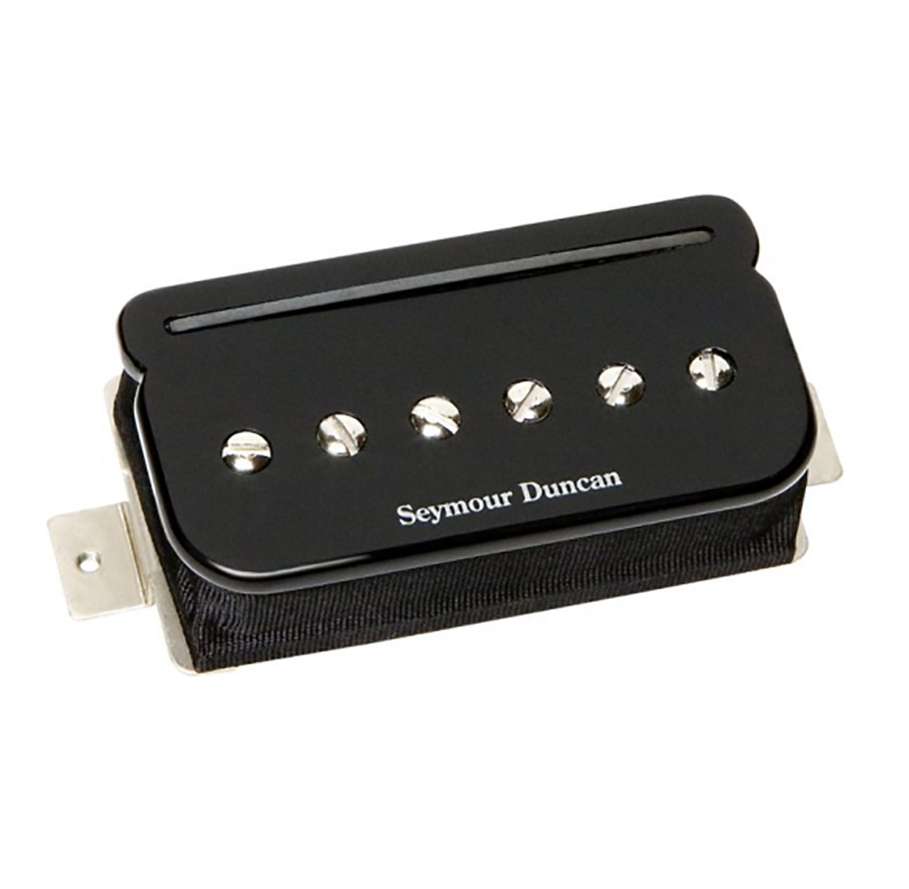 картинка Seymour Duncan SHPR-2B P-Rails Hot Bridge Black от магазина Multimusic