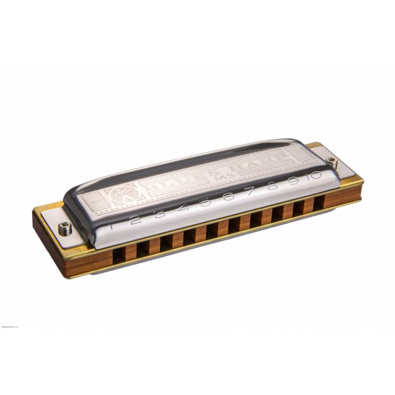 картинка Hohner M533016X Blues Harp C-major от магазина Multimusic