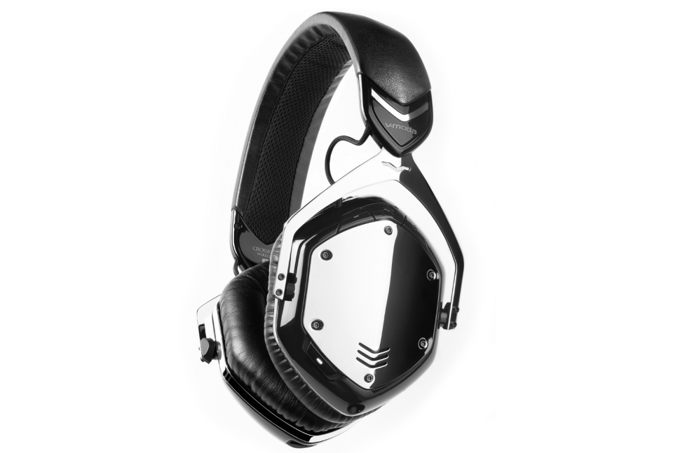 картинка V-Moda Crossfade Wireless Phantom Chrome XFBT-PHCRM от магазина Multimusic