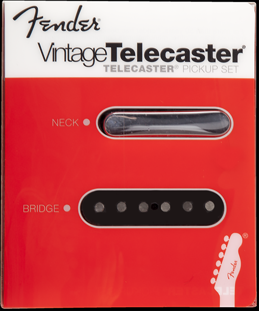картинка Fender Amarican Vintage Tele Set of 2 от магазина Multimusic