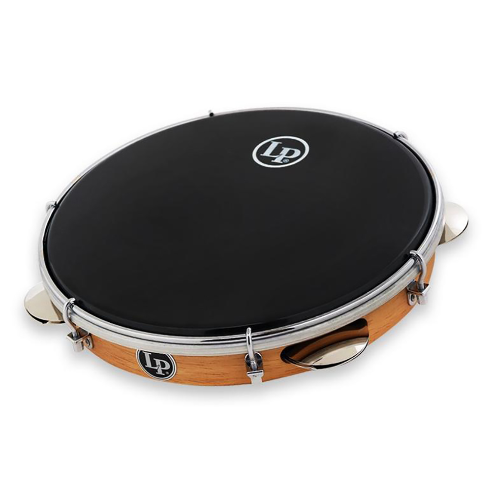 "картинка Latin Percussion LP3012 Brazilian Wood Pandeiro 12"" от магазина Multimusic"