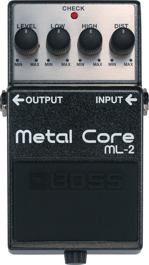 картинка Boss ML-2 Metal Core от магазина Multimusic