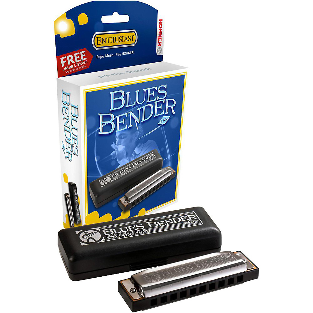 картинка Hohner M58505X Blues Bender от магазина Multimusic