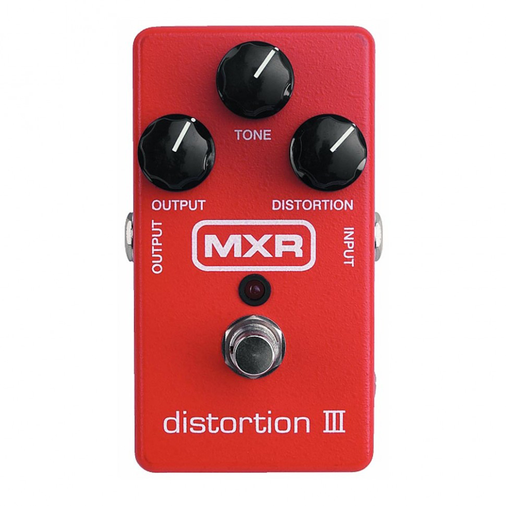 картинка MXR М115 Distortion III от магазина Multimusic