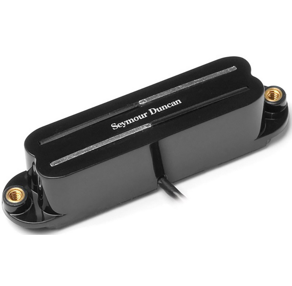 картинка Seymour Duncan SVR-1N Vintage Rails for Strat Black от магазина Multimusic