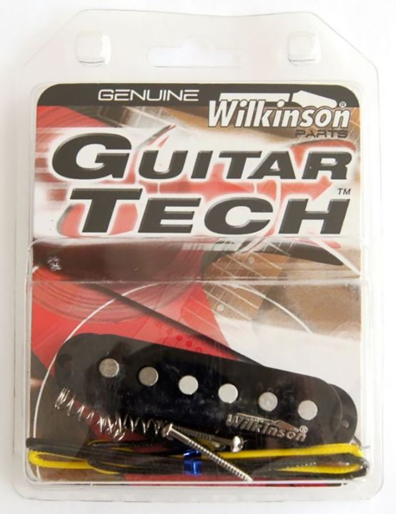 картинка Wilkinson WHSB  Hot Single Coil Bridge от магазина Multimusic