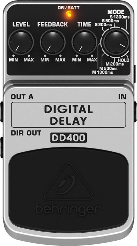 картинка Behringer DD400 Digital Delay от магазина Multimusic