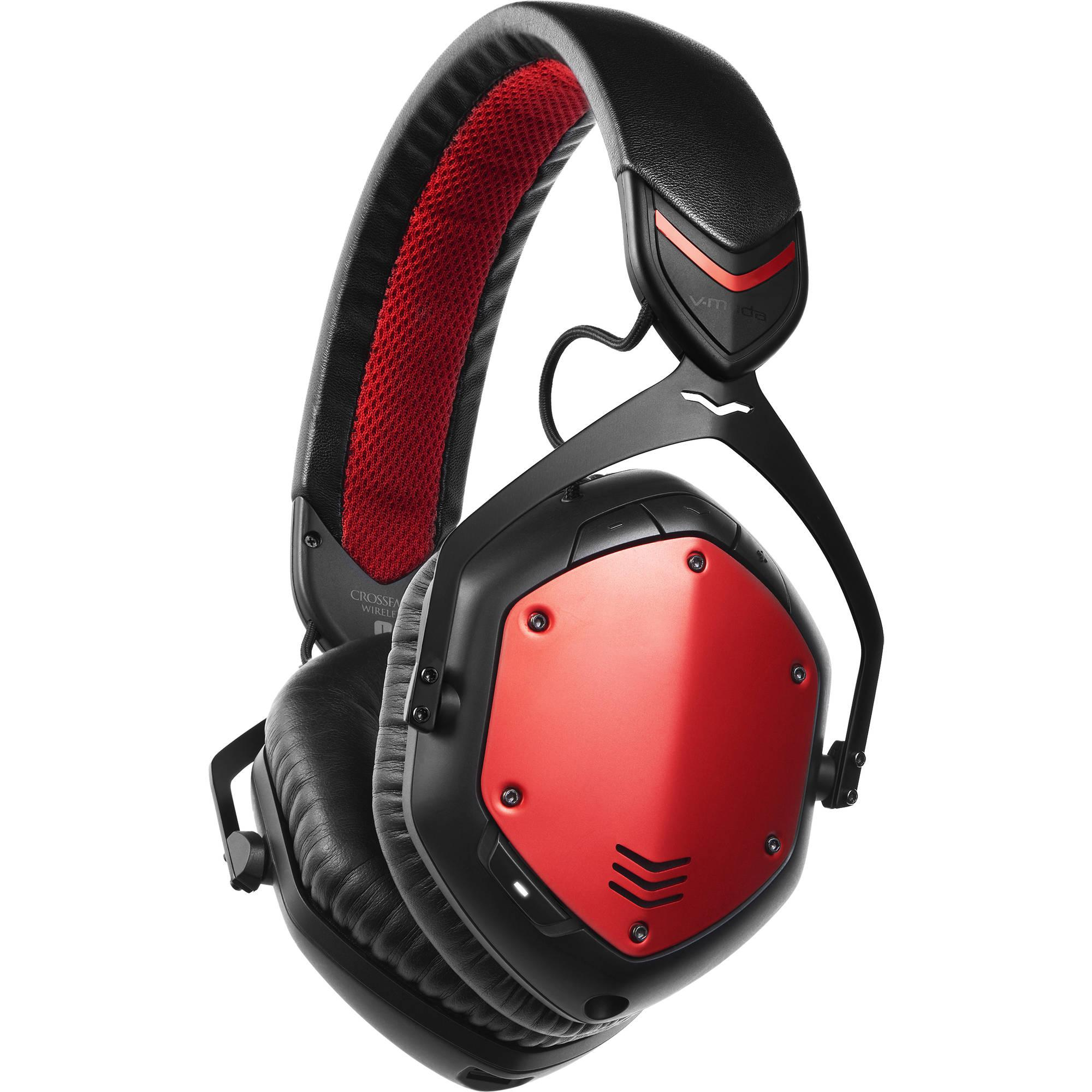 картинка V-Moda Crossfade Wireless Rouge XFBT-ROUGE от магазина Multimusic