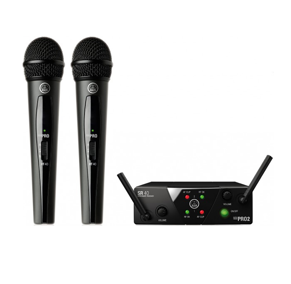 картинка AKG WMS40 Mini2 Dual Vocal от магазина Multimusic
