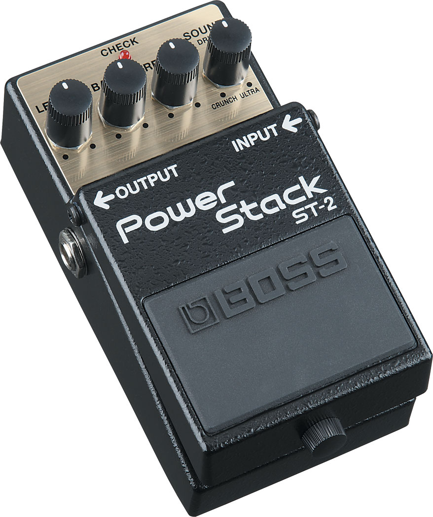 картинка Boss ST-2 Power Stack от магазина Multimusic