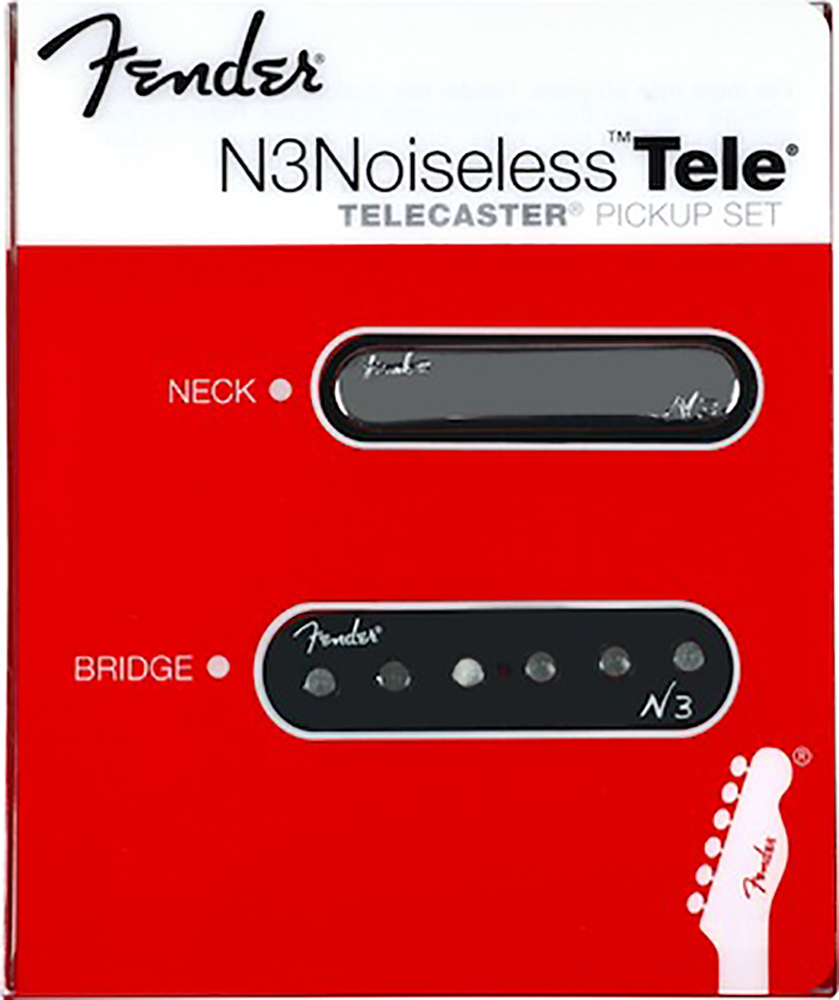 картинка Fender N3 Noisless Tele Set 2 от магазина Multimusic