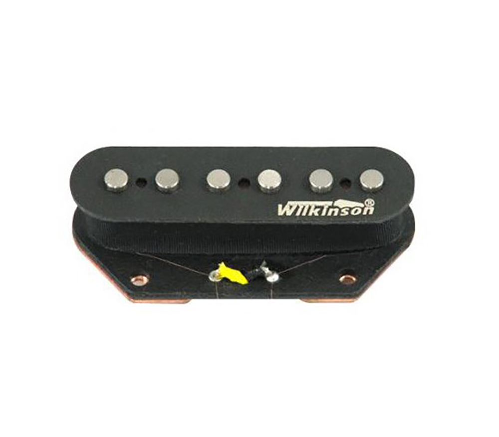 картинка Wilkinson WVTB Alnico Pickup Open Cover Bridge от магазина Multimusic