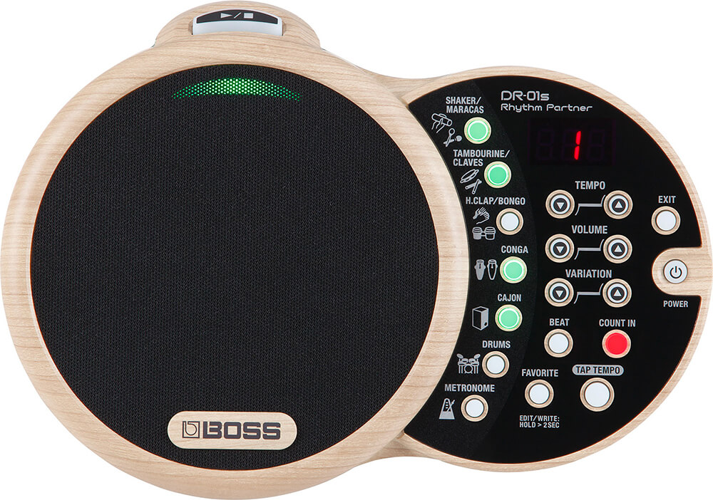 картинка Boss DR-01S Rhythm Partner от магазина Multimusic