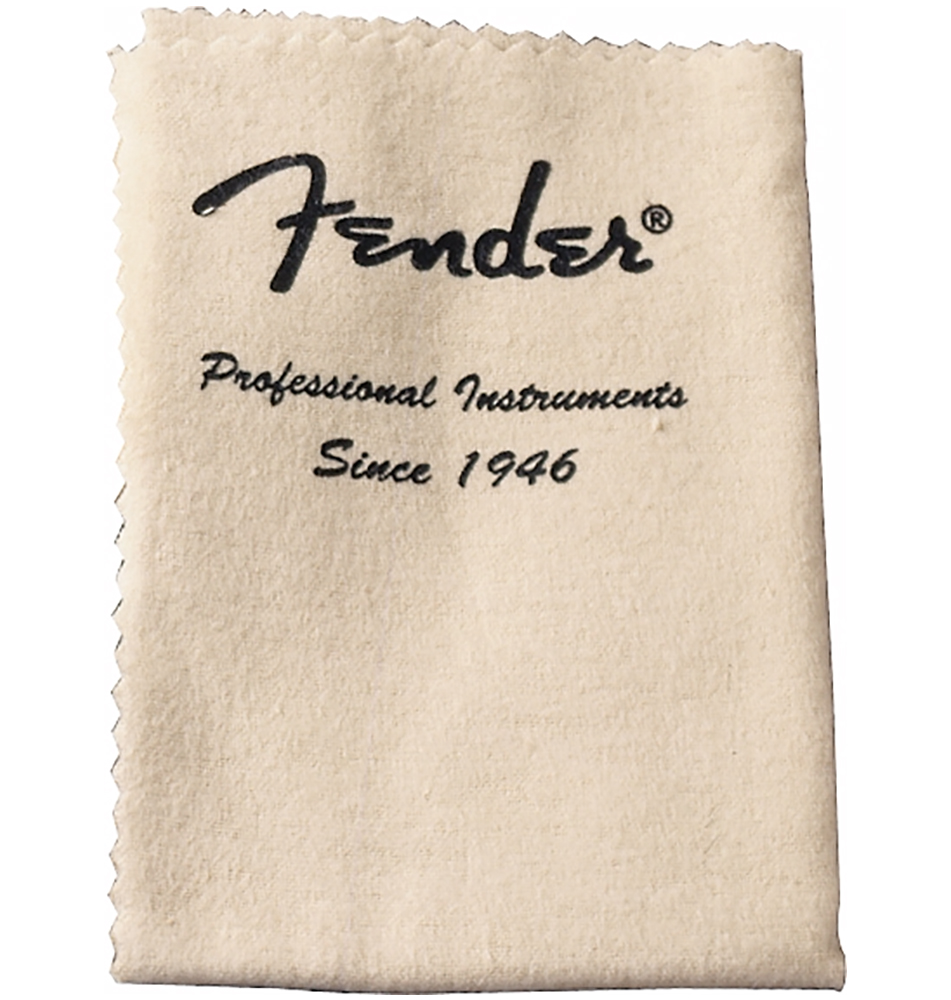 картинка Fender Untreated Polish Cloth от магазина Multimusic