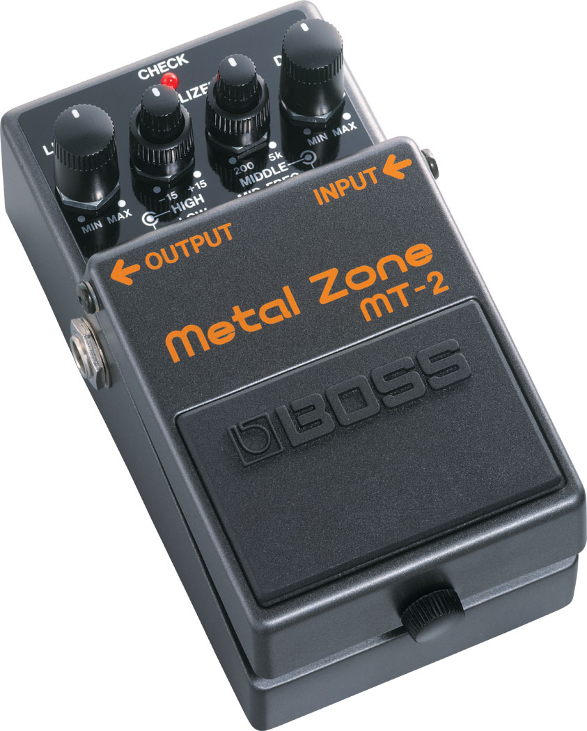 картинка Boss MT-2 Metal Zone от магазина Multimusic