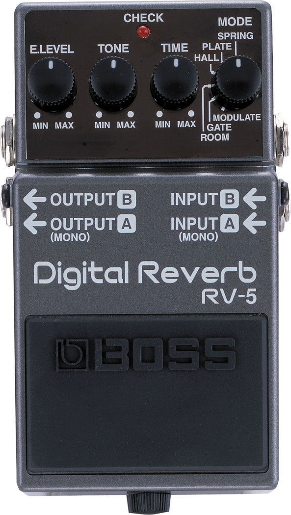 картинка Boss RV-5 Digital Reverb от магазина Multimusic