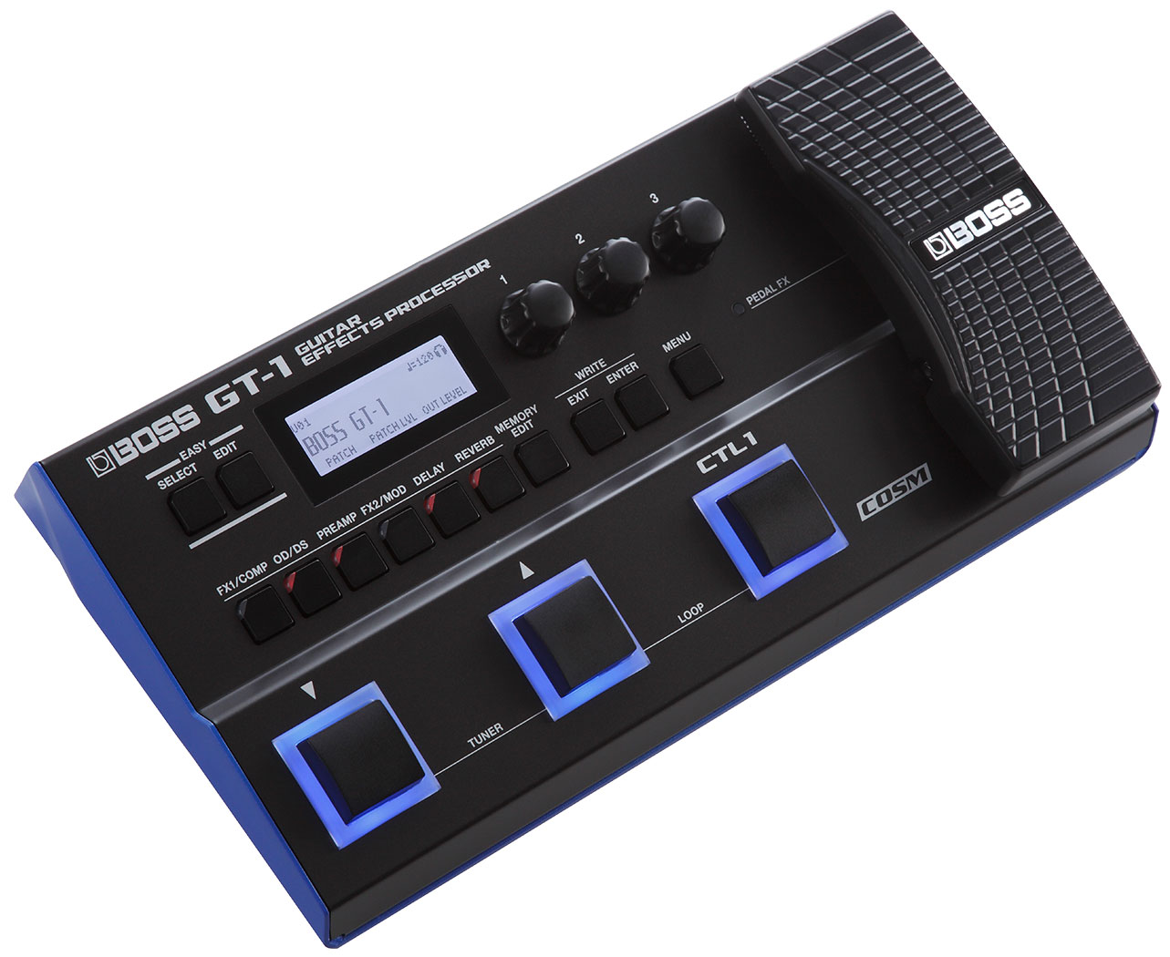 картинка Boss GT-1 Guitar Effects Processor от магазина Multimusic
