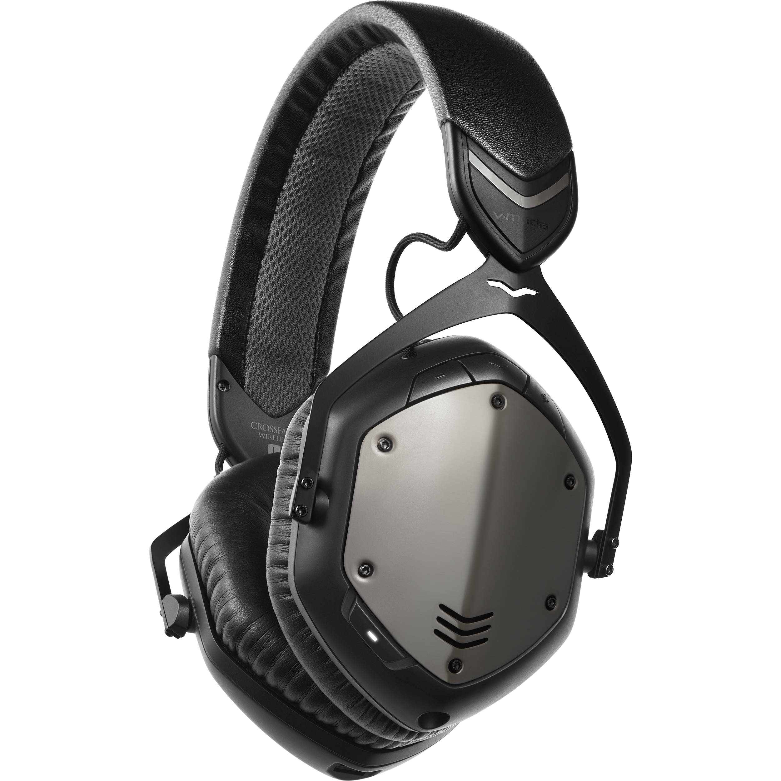 картинка V-Moda Crossfade Wireless Gunmetal XFBT-GM от магазина Multimusic