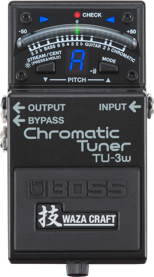 картинка Boss TU-3W Chromatic Tuner от магазина Multimusic