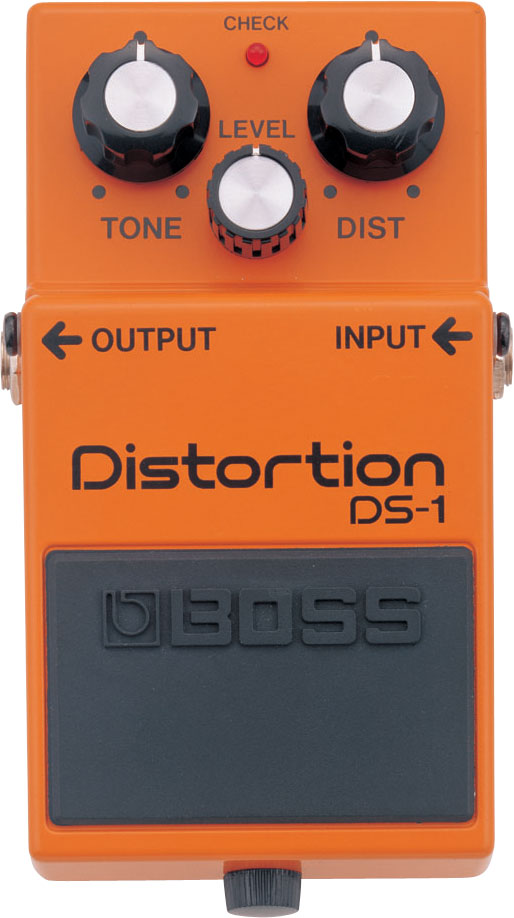 картинка Boss DS-1 Distortion от магазина Multimusic