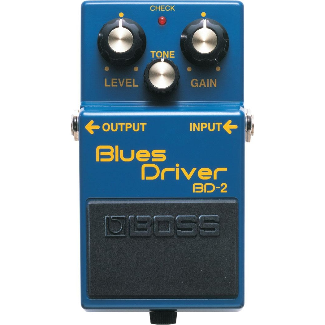 картинка Boss BD-2 Blues Driver от магазина Multimusic